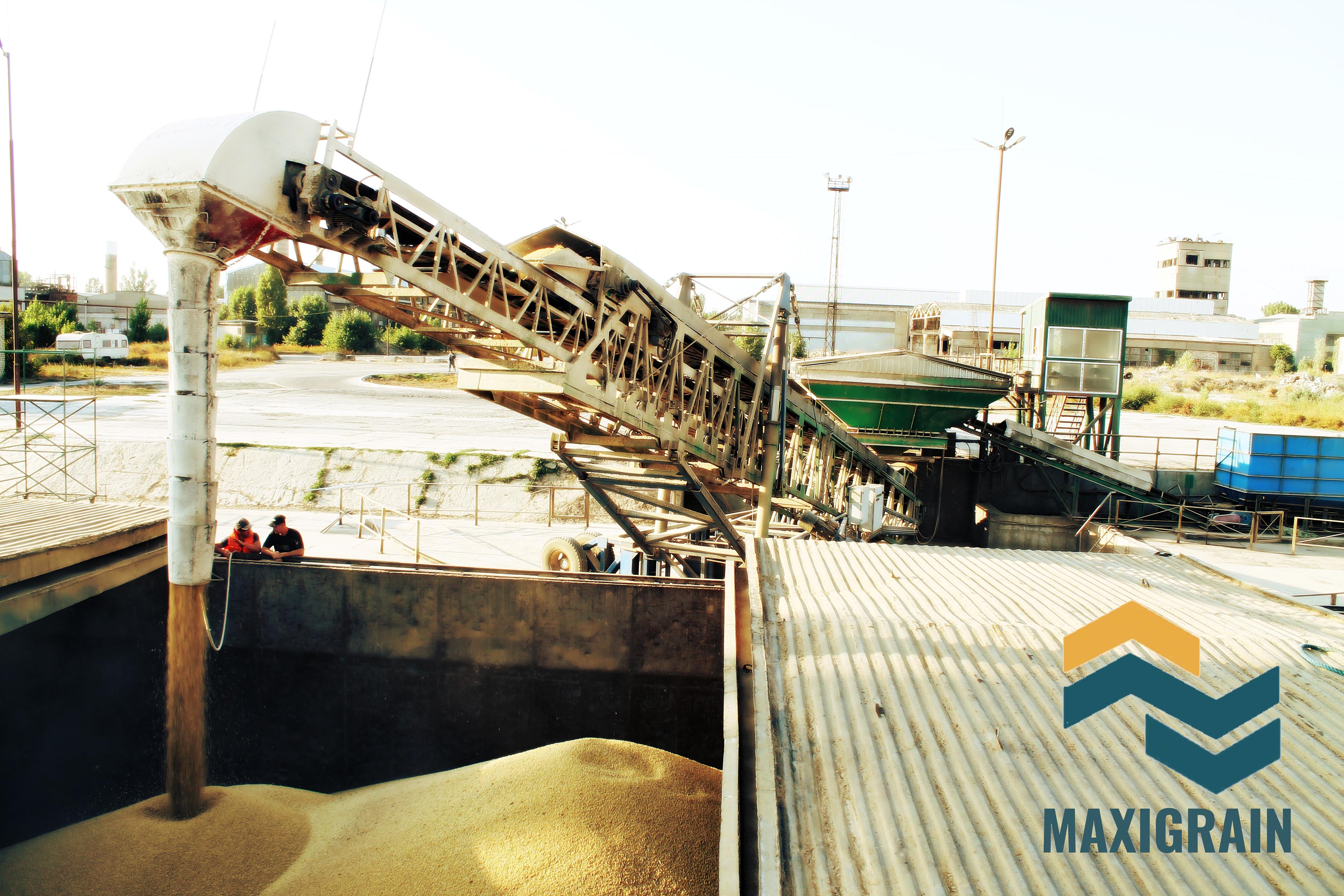 Зерновой терминал Максигрейн-Украина